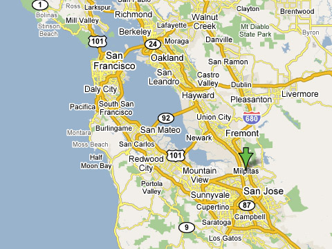 San Francisco Bay Area - Silicon Valley