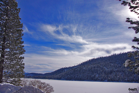 Lac Donner - Californie