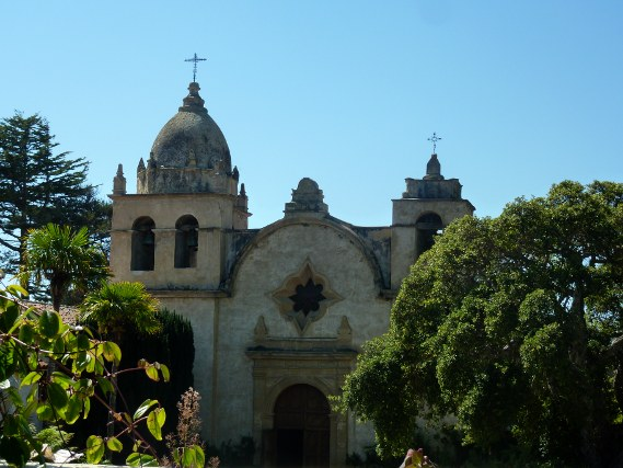 Carmel - Mission San Carlos Borromeo