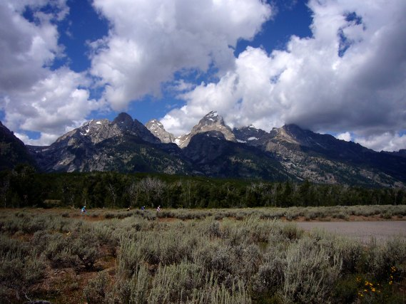 Jackson Hole - Grand Teton