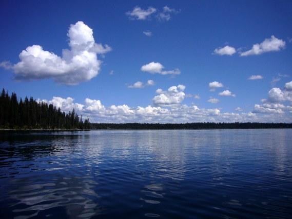 Jenny Lake - Grand Teton