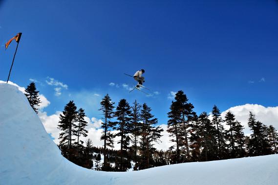 North Star - Tahoe - Flying