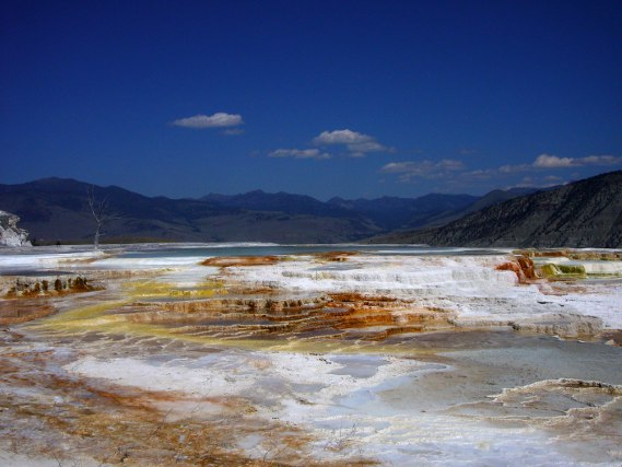 Yellowstone - Paysages