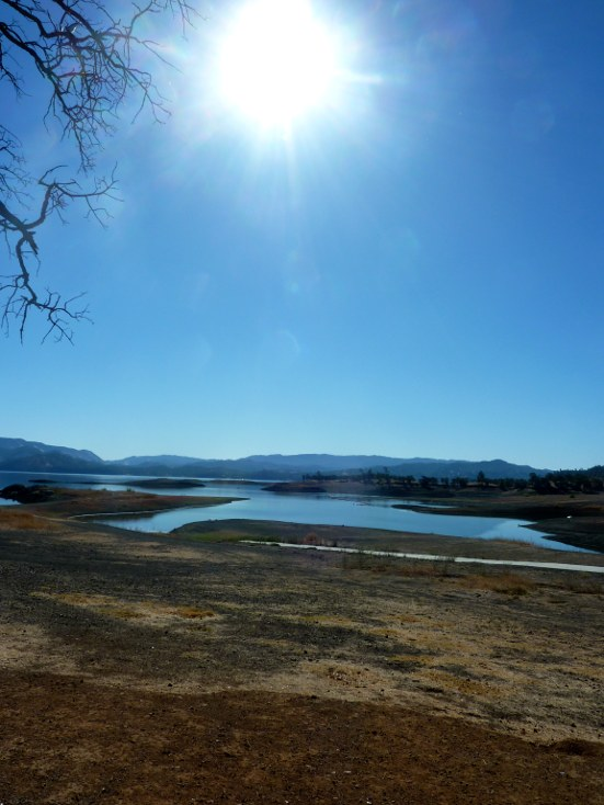 Lac Berryessa