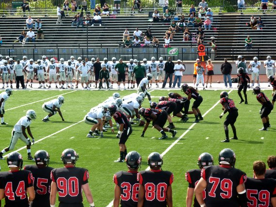 Foot Hill College Football (US)