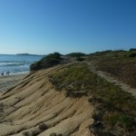 Half Moon Bay - Cote, sauvage