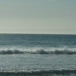 Half Moon Bay - Maree montante