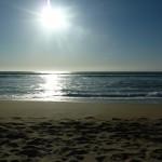 Half Moon Bay - Ocean ensoleille