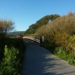 Half Moon Bay - Petit pont