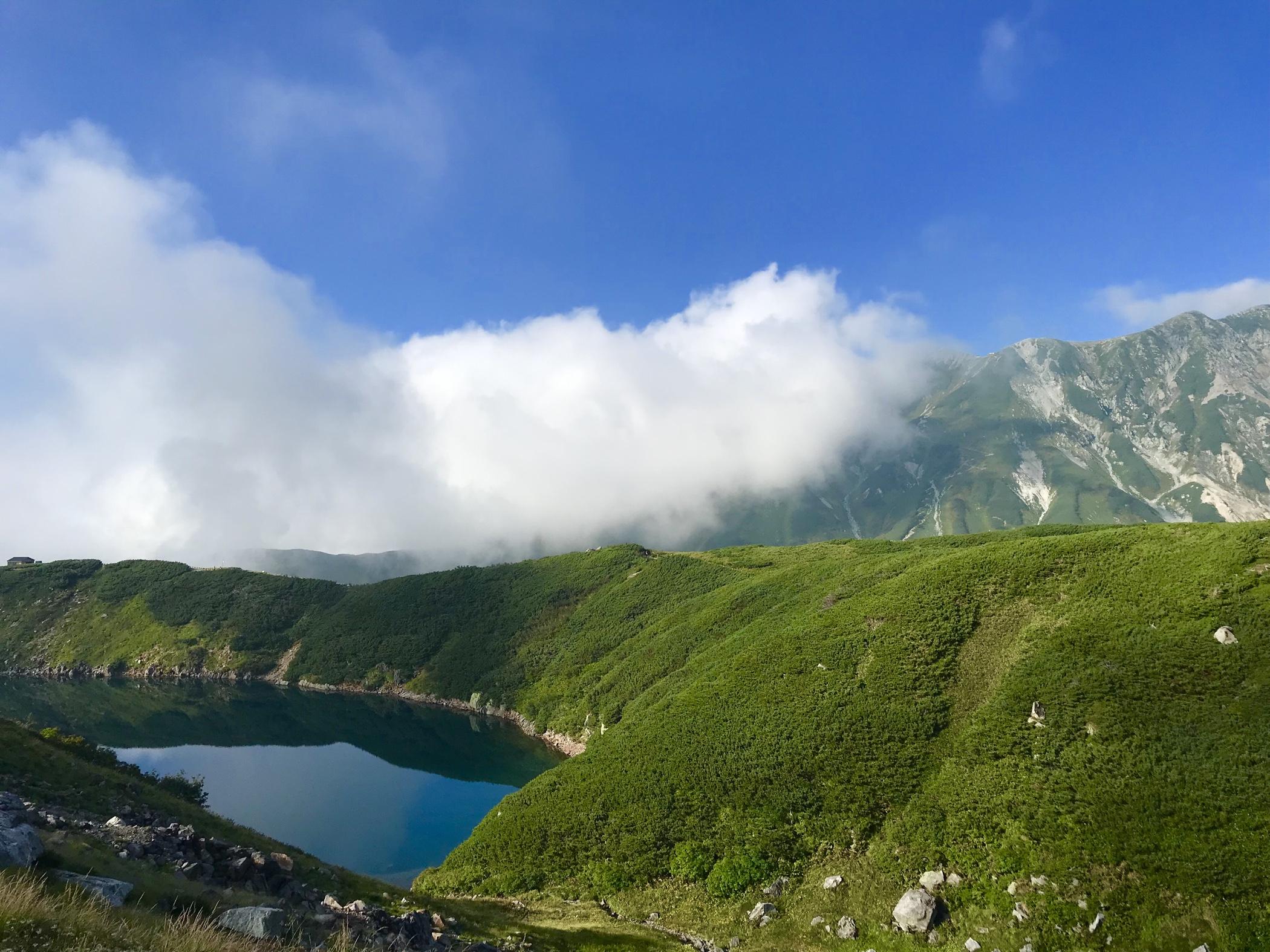 Tateyama Kurobe Alpine Route, Japan