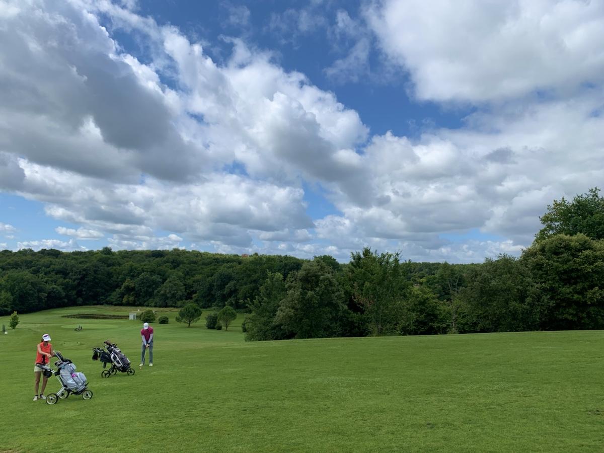 Teynac Golf Course, Beychac-et-Caillau, France