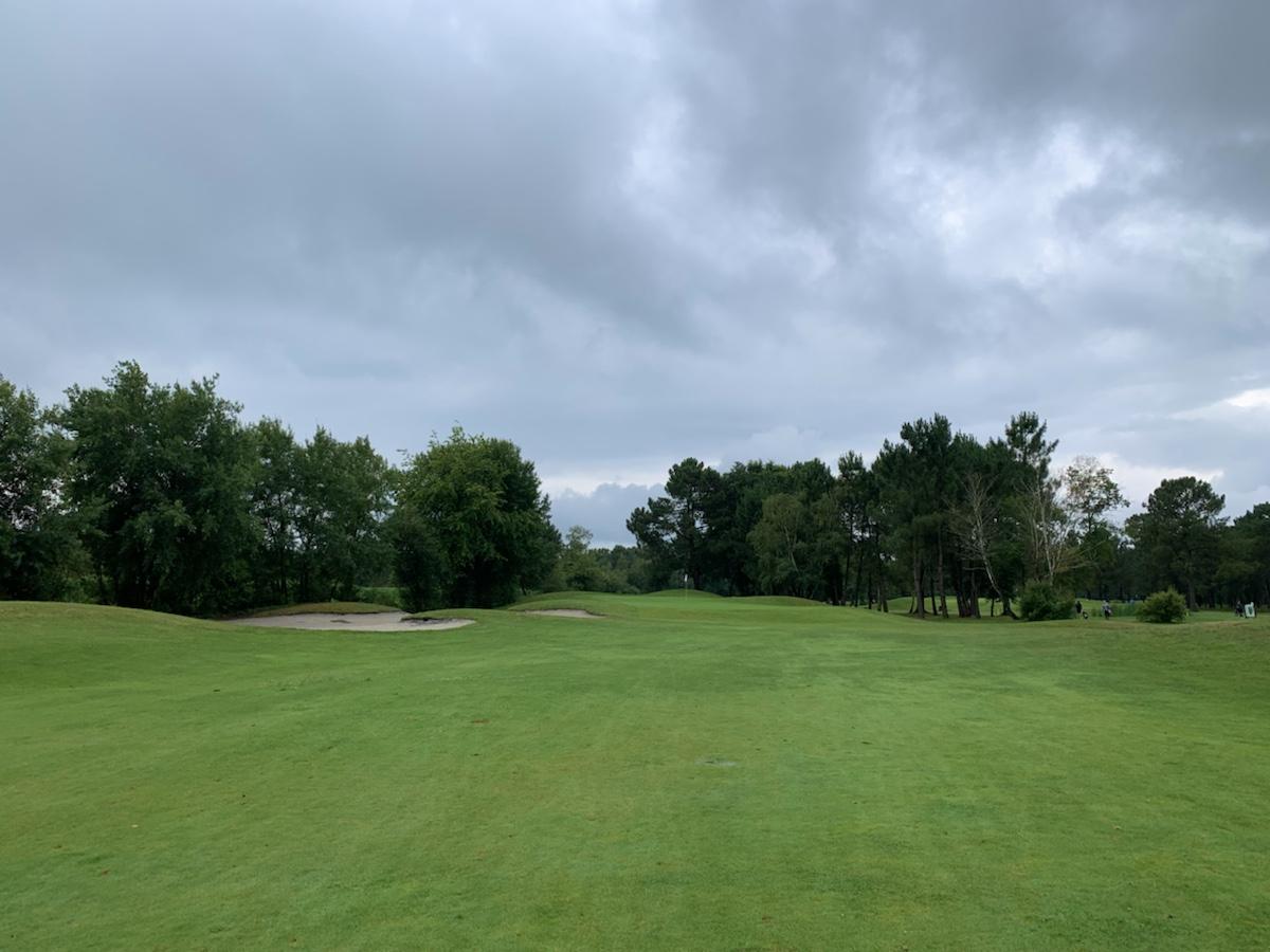 Pessac Golf Course - Red Course, Pessac, France
