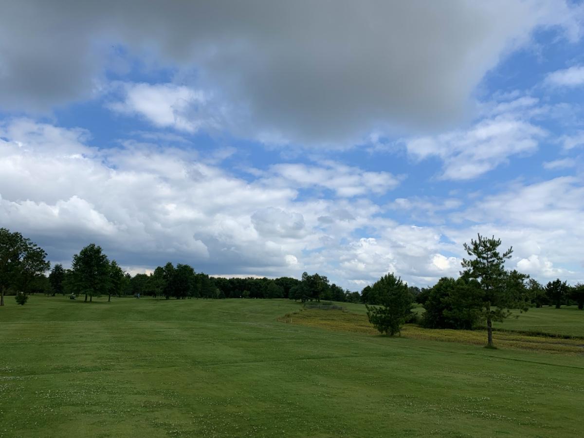Bordeaux Lac Golf Course, Bordeaux, France