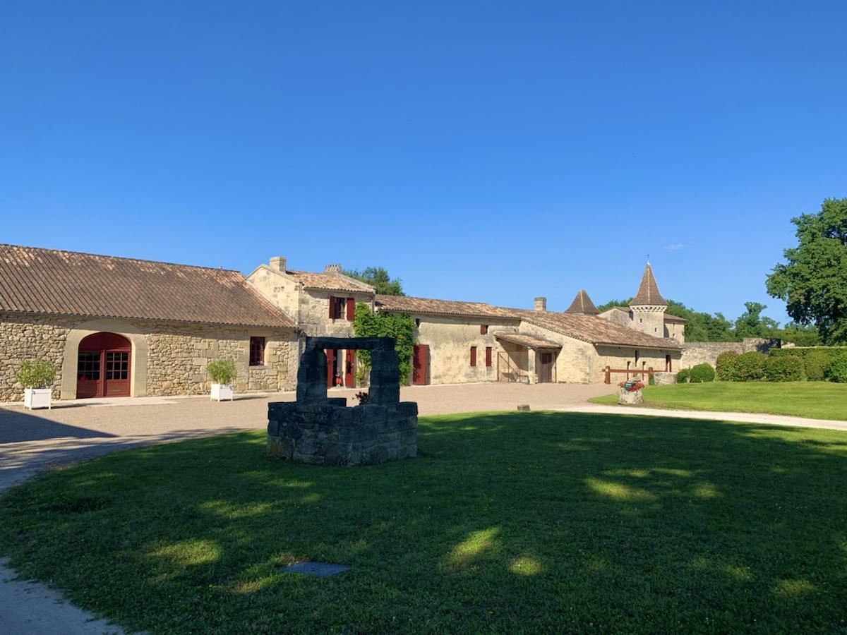 Flojague Castle, Saint-Genès-de-Castillon, France