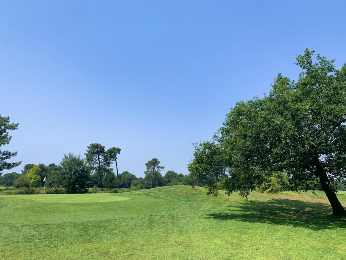 Gujan Golf Course, Gujan-Mestras, France